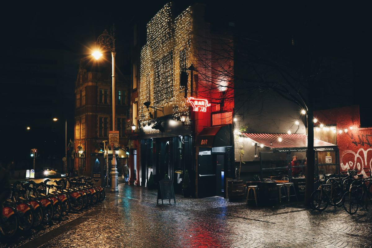 Bar-Dublin-nuit