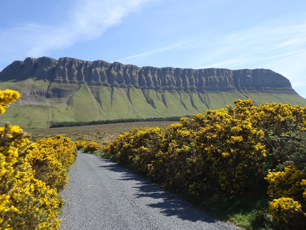 Sligo - Benbulben